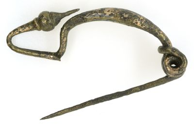 Fibula/mantelspeld