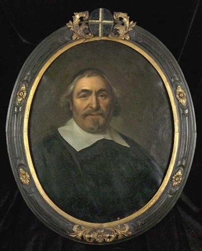 Portret van Jacob Jacobsz. Van Couwenhoven