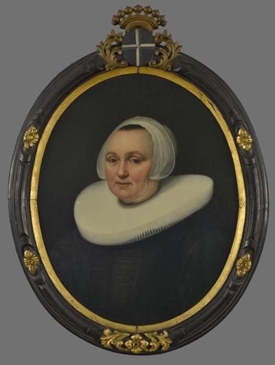 Portret van Maritge Jansdr. Pesser