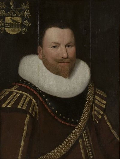 Portret van Pieter Pietersz. Heyn (Piet Hein, 1577-1629)