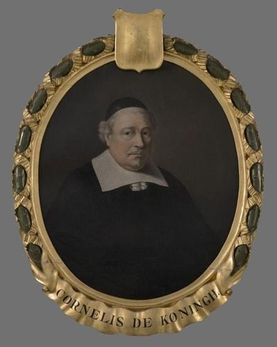 Portret van Cornelis de Koninck (ca. 1600-1658)