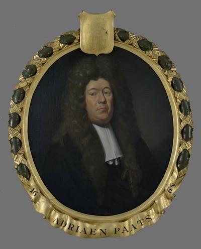 Portret van Adriaen Paets I (1631-1686), bewindhebber tussen 1668 en 1686