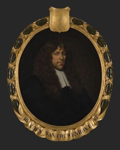 Ortret van Cornelis Willemsz. Van Couwenhove (1632-1692)