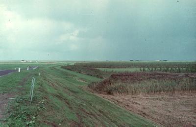 Oostelijk Flevoland. Vast punt.