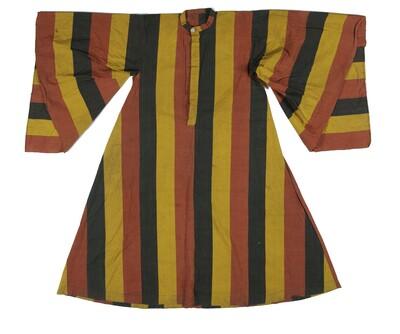 Katoenen jas, onderdeel van een theaterkostuum