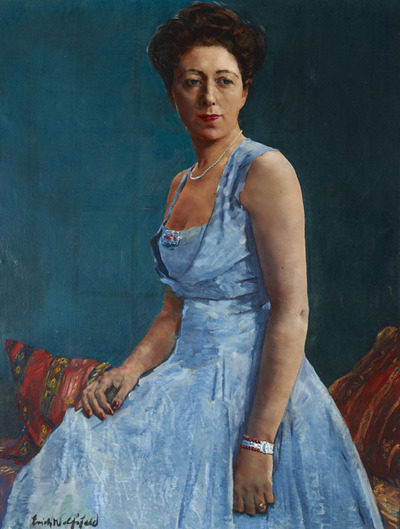 Portrait of Dorothy Stone