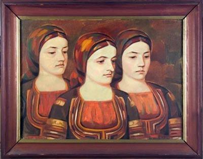 Три моми