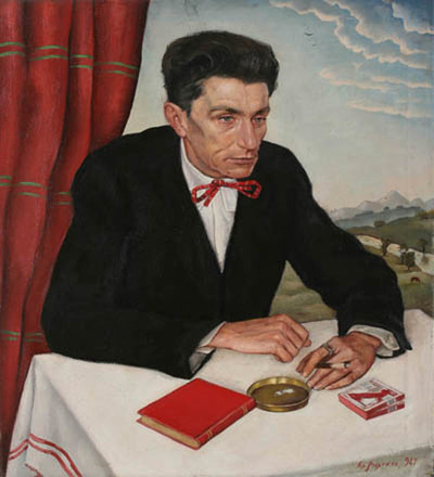 Портрет на Филип Чипев