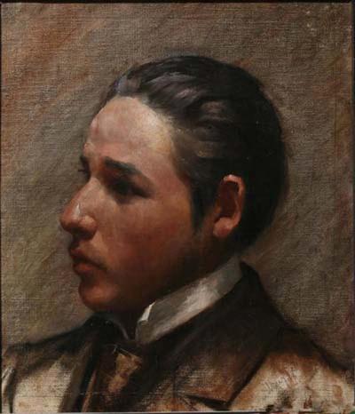 Портрет на Мишайков