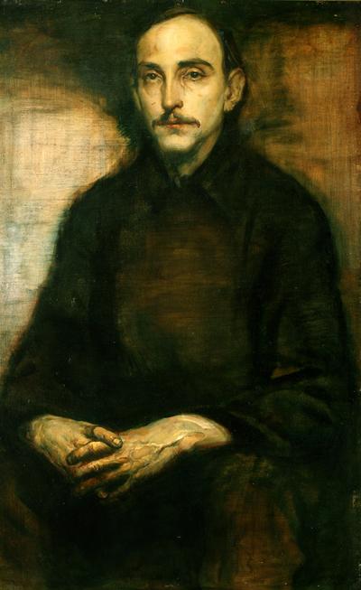 Портрет на руснак