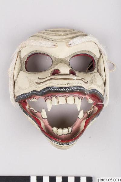 dansmask, mask