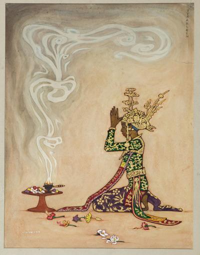 akvarell, illustration, illustration, water colour
