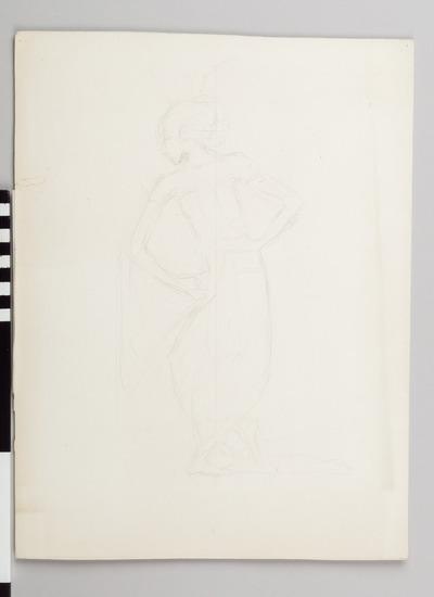teckning, skiss, illustration