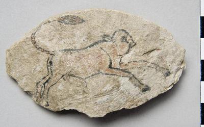 Ostracon@eng, Artist's sketch@eng, Ostrakon, Konstnärs-skiss