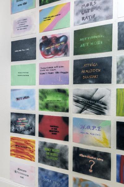 utställning, interiör, Photograph