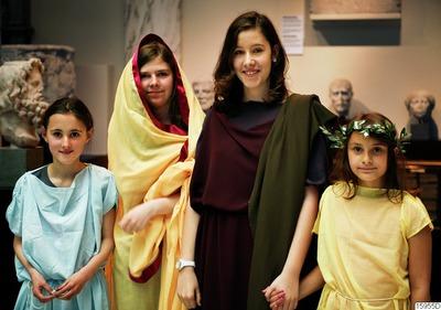 barn, utställning, Photograph
