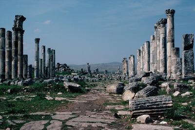 ruin, fornlämning, Tidslinje, Photograph