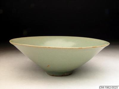 Skål, Husgeråd, Skål med celadonglasyr, Bowl, Household utensil