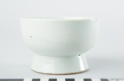 Skål, Husgeråd, Skål, Pedestal bowl