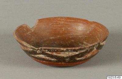 Lerskål, kärl, skål, vessel@eng, Vasija