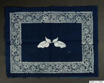 Gösta Sandberg, textil, cloth@eng
