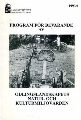 Program för bevarande av odlingslandskap