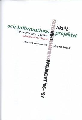 Skyltinformationsprojektet 95-97