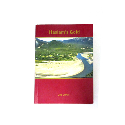 Haslam's Gold - my goldmining granduncle