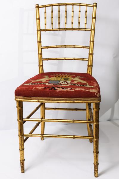 Les chaises de ma famille européenne