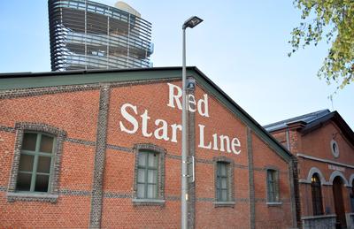 Red Star Line, Antwerp