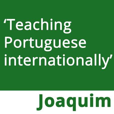 Teaching Portuguese internationally