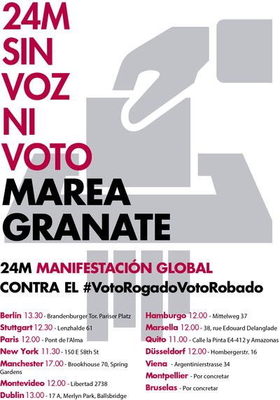Voting rights in Spain