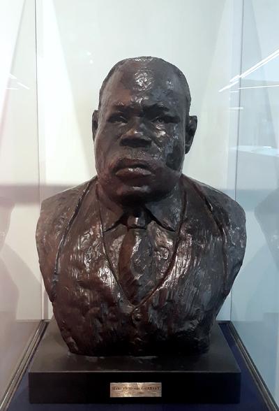 Statue of Marcus Garvey