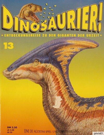 Dinosaurs in Deutschland