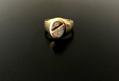 My grandfather's ring