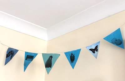 Office bunting