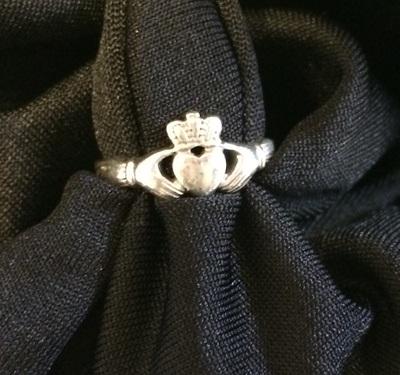 My Claddagh Ring