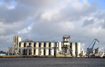 Factory, Amsterdam port