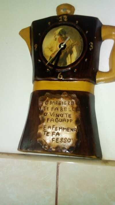 Un ceas napoletan