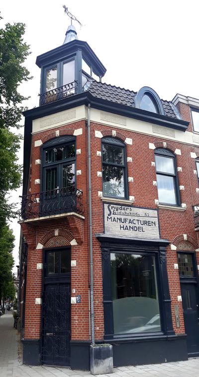 Snijders Manufacturenhandel, Utrecht