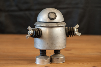 Il robot Numero Uno