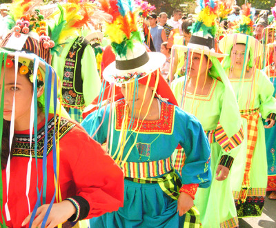 Carnaval del Pueblo in south London