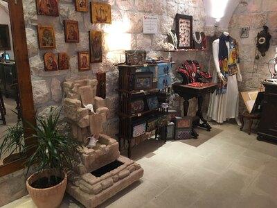 Jewelry store in Korčula