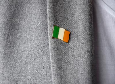 A Brazilian guy with an Irish heart