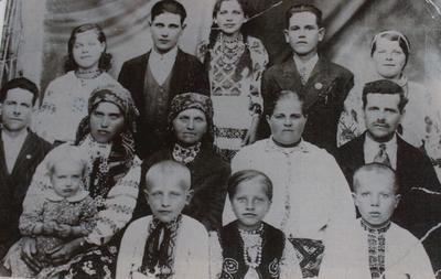 Baranowski Kataryna and Anton