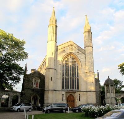 Danish Church in London