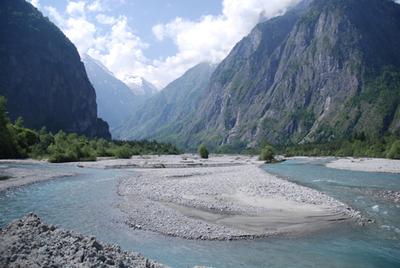 Rivière & gravière