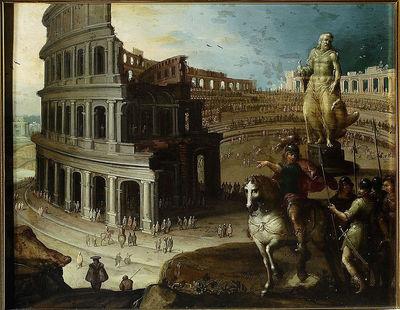 Koloseum - jeden z cudów świata