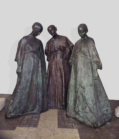 Kobieta brzemienna III
