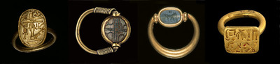 Pierścień z imieniem Mencheperre